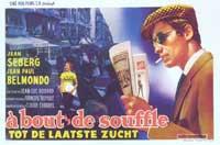 � bout de souffle - 11 x 17 Movie Poster - Style A