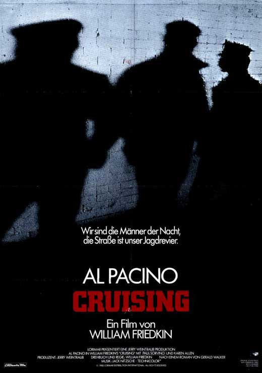 The Movie Cruising Poster
