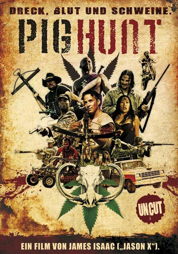[DF] XXXtreme - Pig Hunt [DVDRiP][DVDRiP]