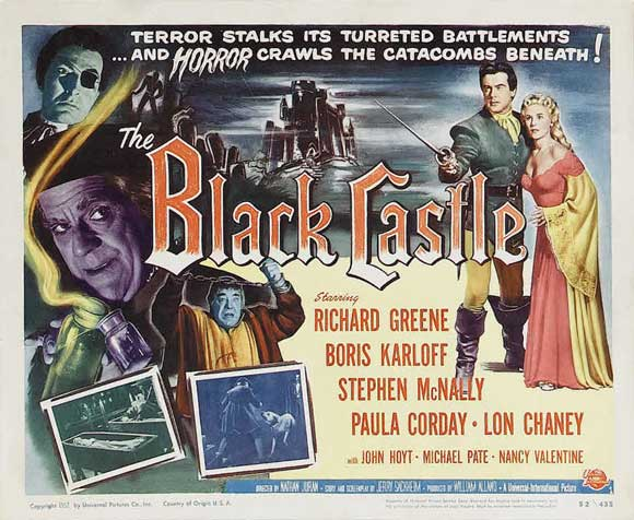 January 2015 Schedule The-black-castle-movie-poster-1020524309