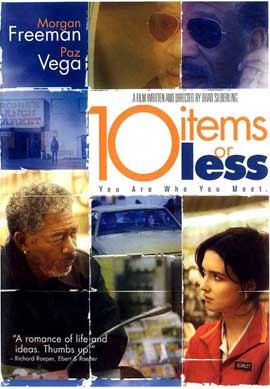 10 Items or Less - 27 x 40 Movie Poster - Style A