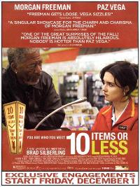 10 Items or Less - 43 x 62 Movie Poster - Bus Shelter Style A