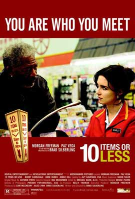 10 Items or Less - 11 x 17 Movie Poster - Style D
