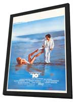 10 - 11 x 17 Movie Poster - Belgian Style A - in Deluxe Wood Frame