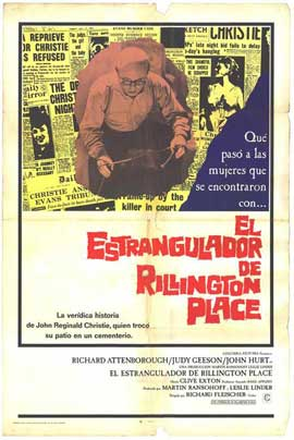 10 Rillington Place - 11 x 17 Movie Poster - Spanish Style A