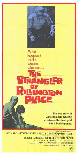 10 Rillington Place - 11 x 17 Movie Poster - Style A