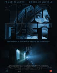 100 Feet - 11 x 17 Movie Poster - Style A