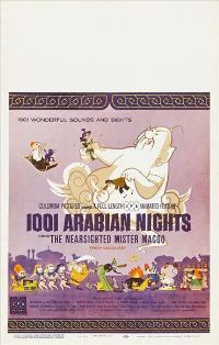 1001 Arabian Nights - 11 x 17 Movie Poster - Style B