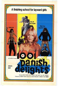 1001 Danish Delights - 27 x 40 Movie Poster - Style B