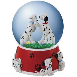 101 Dalmatians - Dalmatians in Love Musical Water Globe