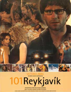 101 Reykjavik - 22 x 28 Movie Poster - Icelandic Style A
