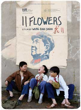 11 Flowers - 27 x 40 Movie Poster - Style A
