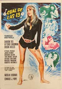 12 + 1 - 27 x 40 Movie Poster - Italian Style A