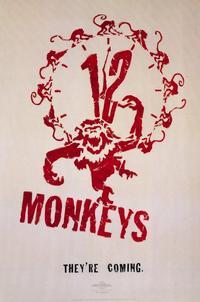12 Monkeys - 11 x 17 Movie Poster - Style B