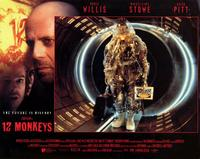 12 Monkeys - 11 x 14 Movie Poster - Style A