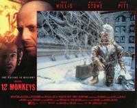 12 Monkeys - 11 x 14 Movie Poster - Style B
