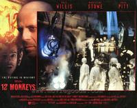 12 Monkeys - 11 x 14 Movie Poster - Style C