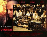 12 Monkeys - 11 x 14 Movie Poster - Style D