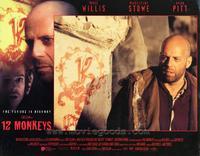 12 Monkeys - 11 x 14 Movie Poster - Style E