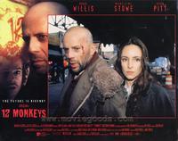12 Monkeys - 11 x 14 Movie Poster - Style G