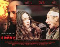 12 Monkeys - 11 x 14 Movie Poster - Style H