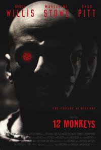 12 Monkeys - 27 x 40 Movie Poster - Style A
