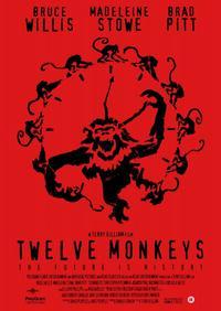 12 Monkeys - 11 x 17 Movie Poster - Style C