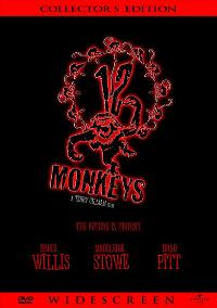 12 Monkeys - 11 x 17 Movie Poster - Style D