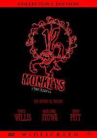 12 Monkeys - 27 x 40 Movie Poster - Style C
