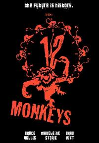 12 Monkeys - 11 x 17 Movie Poster - Style E