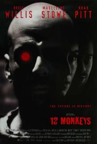 12 Monkeys - 27 x 40 Movie Poster - Style E