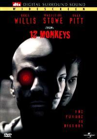 12 Monkeys - 27 x 40 Movie Poster - Style F