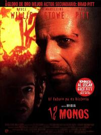 12 Monkeys - 27 x 40 Movie Poster - Spanish Style A