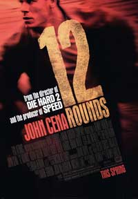 12 Rounds - 43 x 62 Movie Poster - Bus Shelter Style A