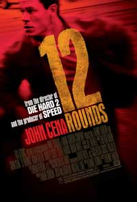 12 Rounds - 11 x 17 Movie Poster - UK Style A