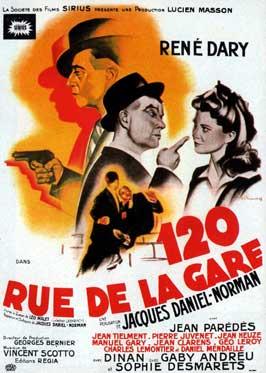 120, rue de la Gare - 27 x 40 Movie Poster - French Style A