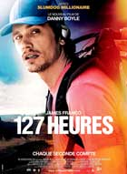 127 Hours - 27 x 40 Movie Poster - French Style A