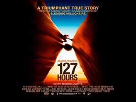 127 Hours - 27 x 40 Movie Poster - UK Style A