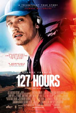 127 Hours - 27 x 40 Movie Poster - Danish Style A