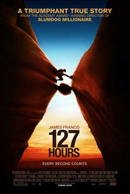 127 Hours - 27 x 40 Movie Poster - Style A