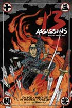 13 Assassins - 11 x 17 Movie Poster - Style B