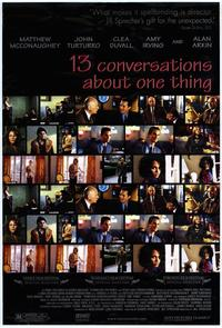 13 Conversations About One Thing - 11 x 17 Movie Poster - Style A