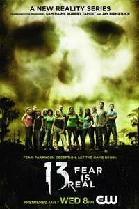 13: Fear Is Real (TV) - 11 x 17 TV Poster - Style A
