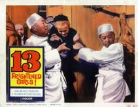 13 Frightened Girls - 11 x 14 Movie Poster - Style D