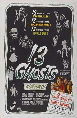 13 Ghosts - 27 x 40 Movie Poster - Style B