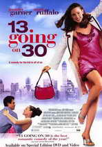 13 Going On 30 - 11 x 17 Movie Poster - Style B