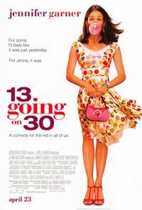 13 Going On 30 - 27 x 40 Movie Poster - Style A