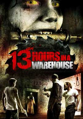 13 Hours in a Warehouse - 11 x 17 Movie Poster - Style A
