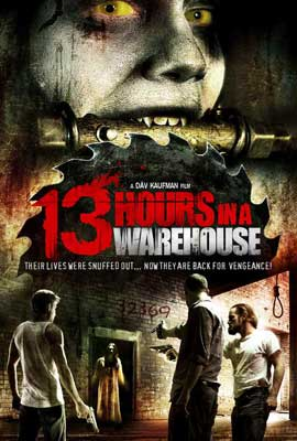 13 Hours in a Warehouse - 27 x 40 Movie Poster - Style B