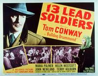 13 Lead Soldiers - 11 x 14 Movie Poster - Style A